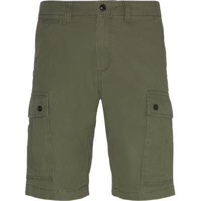 John Cargo Light Twill Shorts Regular | John Cargo Light Twill Shorts | Army