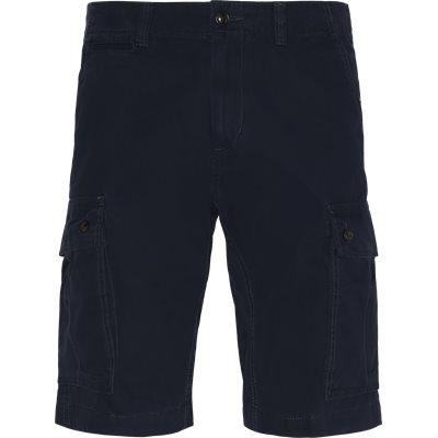 John Cargo Light Twill Shorts Regular | John Cargo Light Twill Shorts | Blå