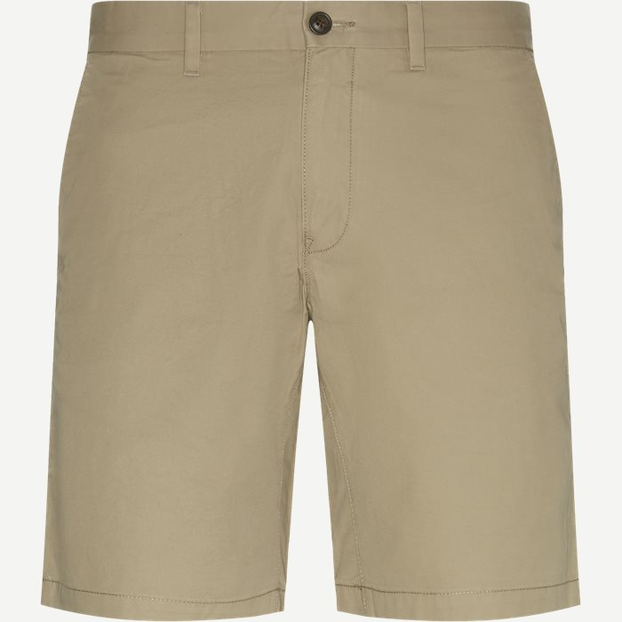 Brooklyn Short Light Twill Shorts - Shorts - Regular - Sand