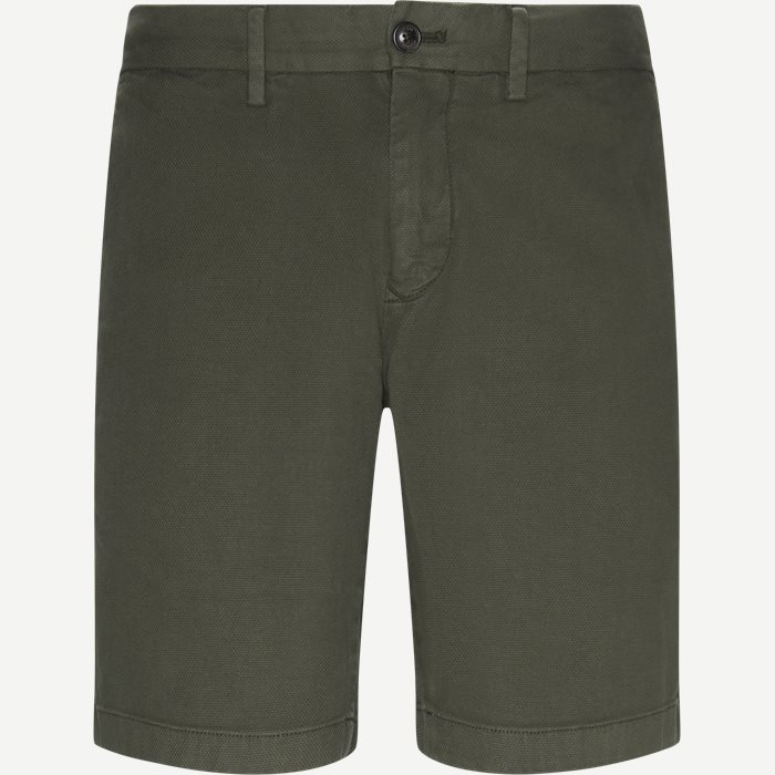 Brooklyn Structure Short Flex Shorts - Shorts - Regular - Army