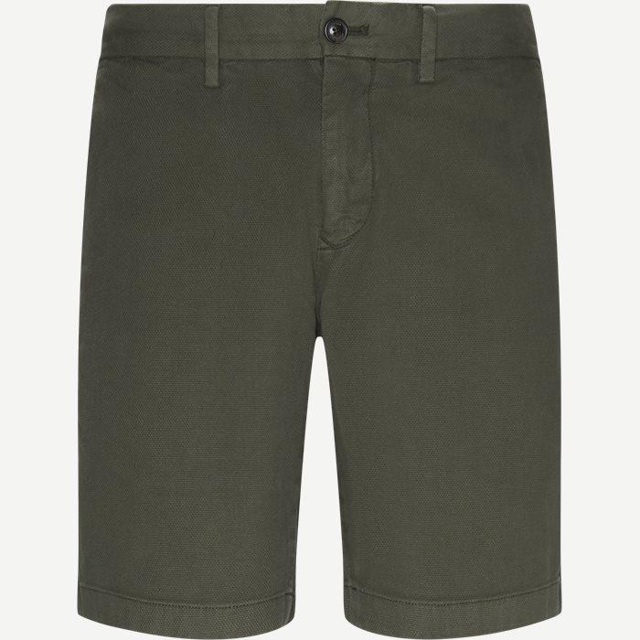 Brooklyn Structure Short Flex Shorts - Shorts - Regular - Army