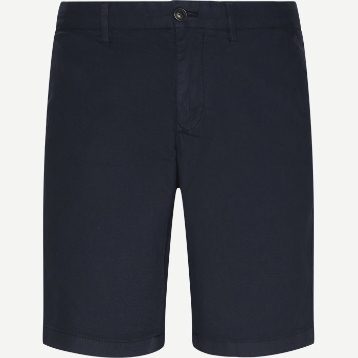 Brooklyn Structure Short Flex Shorts - Shorts - Regular - Blå