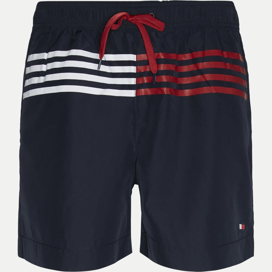 1121 MEDIUM DRAWSTRING - Shorts - NAVY - 1