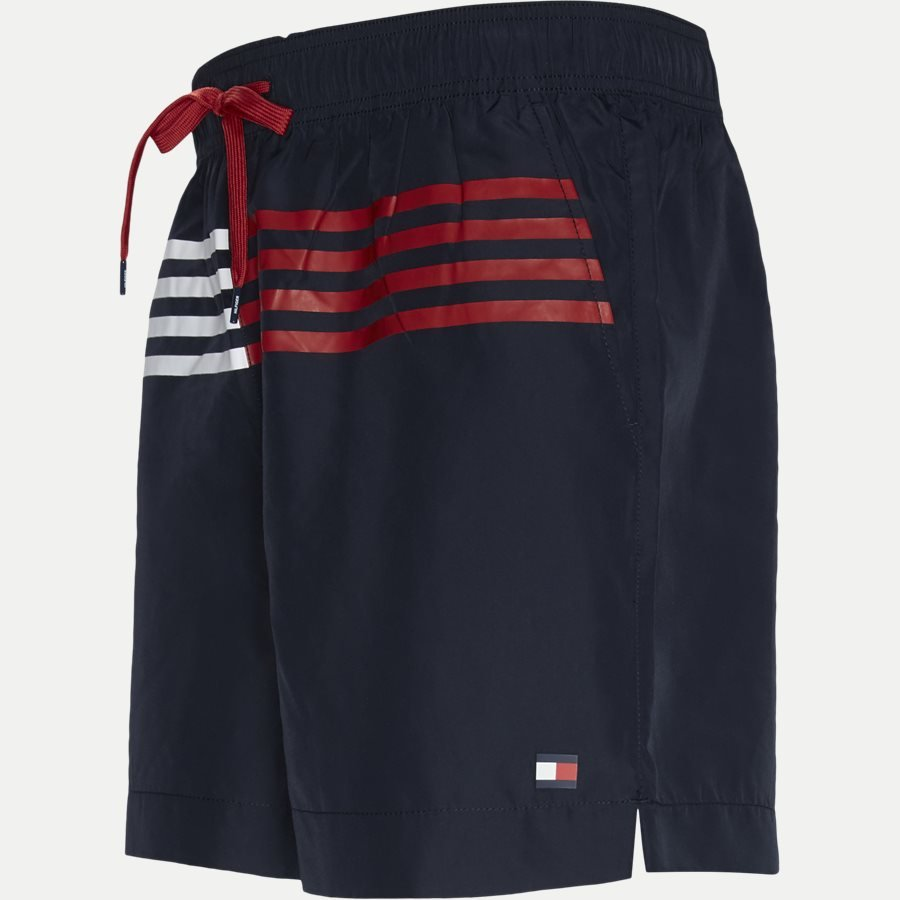 1121 MEDIUM DRAWSTRING - Shorts - NAVY - 3