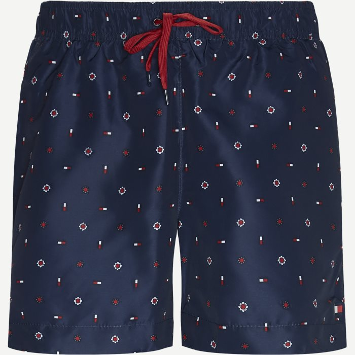 Shorts - Regular - Blau