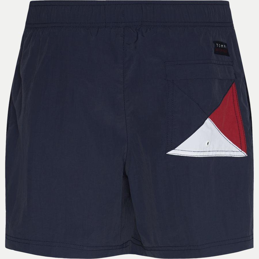 1416 SF MEDIUM DRAWSTRING - SF Medium Drawstring Badeshorts - Shorts - Slim - NAVY - 2