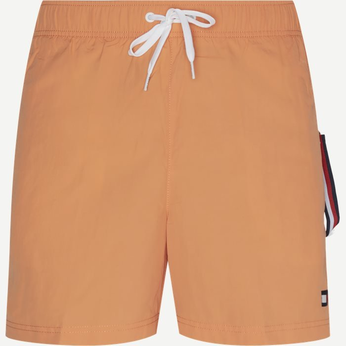 Shorts - Slim - Orange