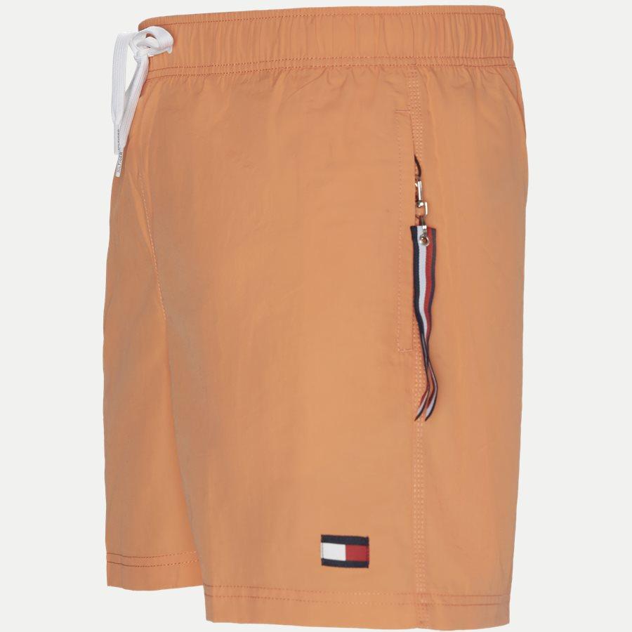 1080 SF MEDIUM DRAWSTRING - SF Medium Drawstring Badeshorts - Shorts - Slim - ORANGE - 4