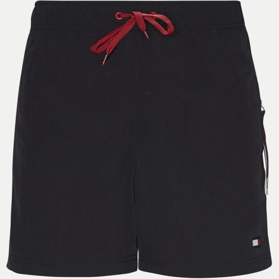 1080 SF MEDIUM DRAWSTRING - SF Medium Drawstring Badeshorts - Shorts - Slim - SORT - 1