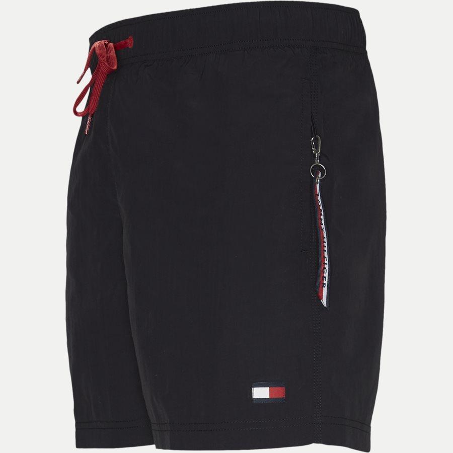 1080 SF MEDIUM DRAWSTRING - SF Medium Drawstring Badeshorts - Shorts - Slim - SORT - 4