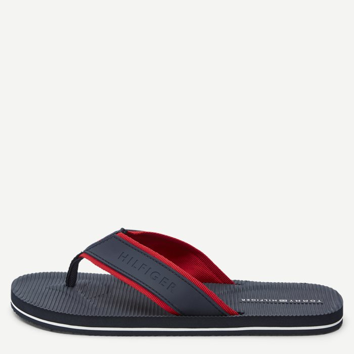 Moulded Footbed Beach Sandal - Sko - Blå