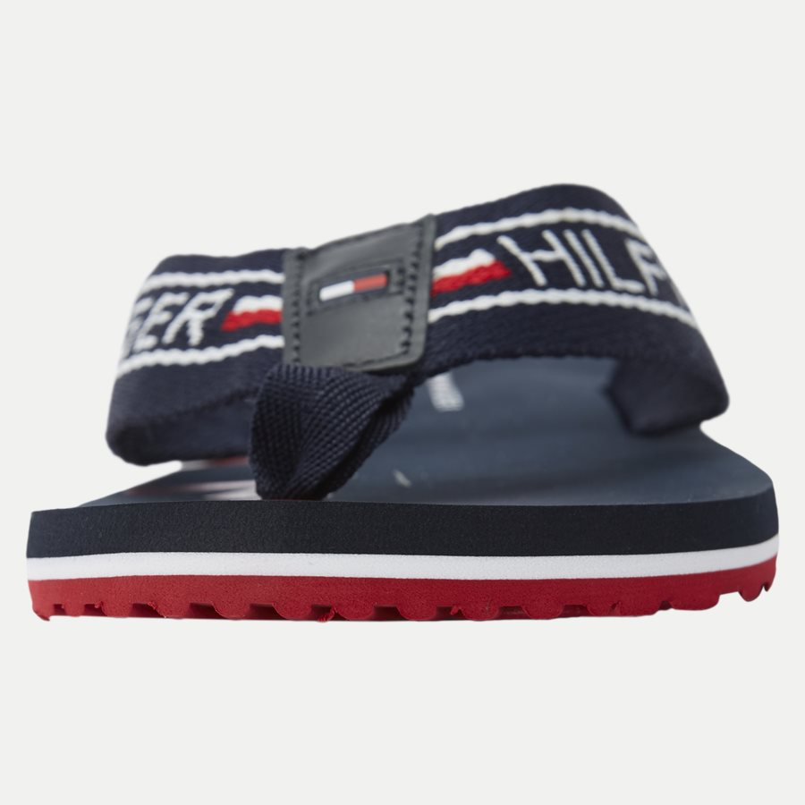 2075 FM0FM0 - Seasonal  Stripe Beach Sandal - Sko - NAVY - 6
