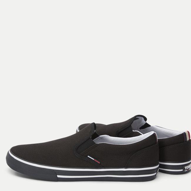 Textile Slip On Sneaker