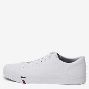 Corporate Leather Sneaker Corporate Leather Sneaker | Hvid