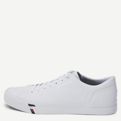 Corporate Leather Sneaker Corporate Leather Sneaker | Hvid