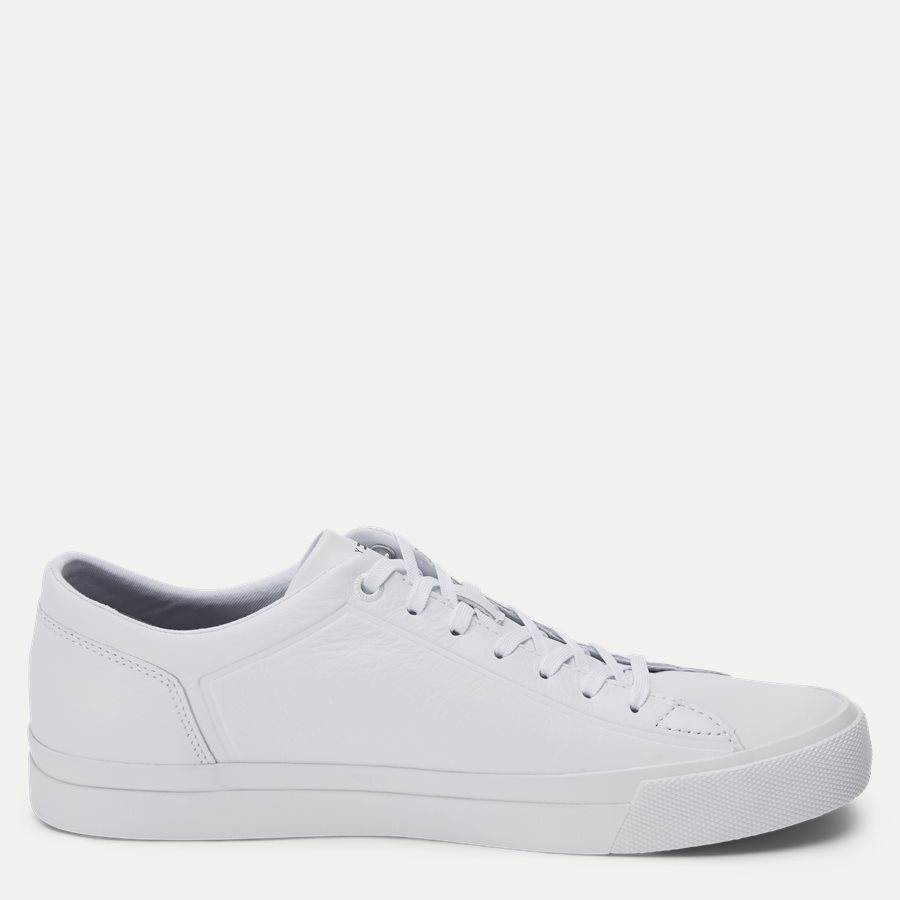 2089 FM0FM0 - Corporate Leather Sneaker - Sko - HVID - 2