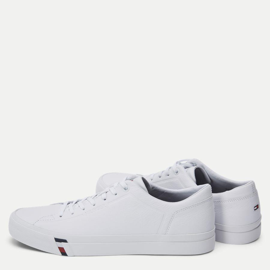 2089 FM0FM0 - Corporate Leather Sneaker - Sko - HVID - 3