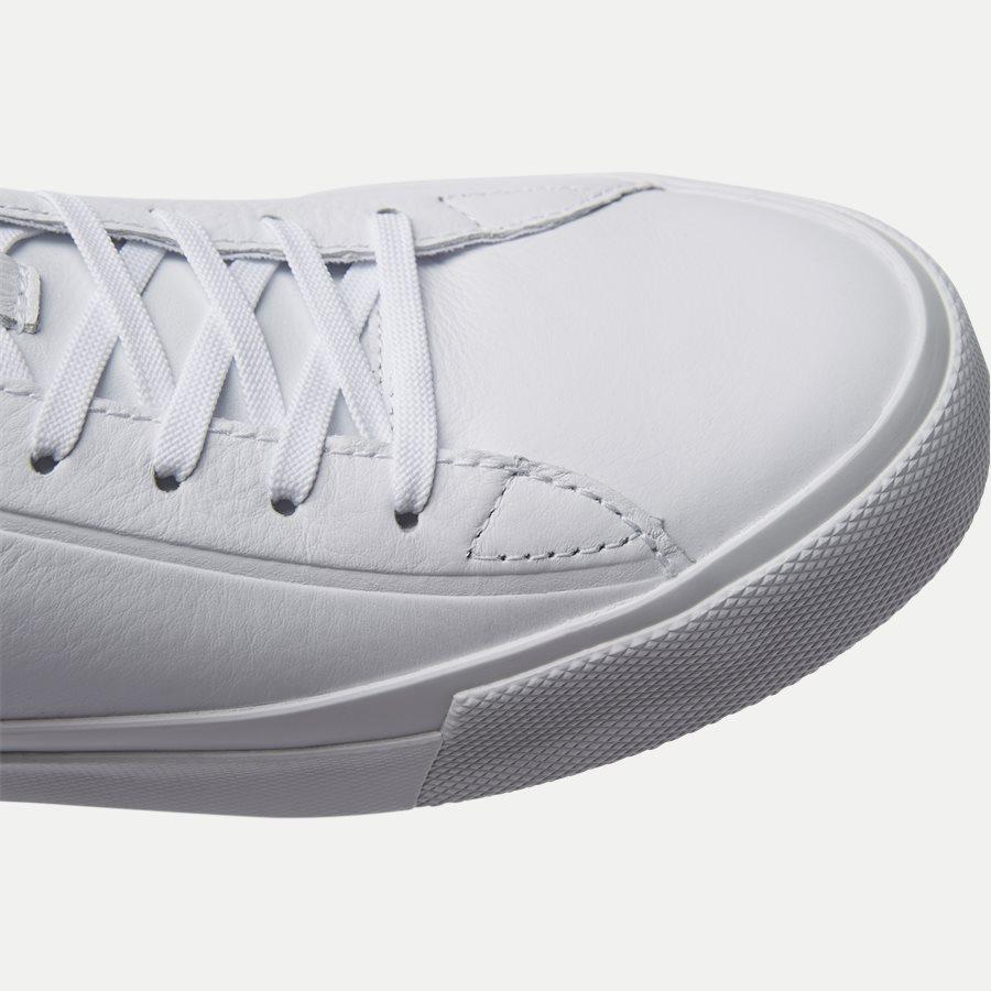 2089 FM0FM0 - Corporate Leather Sneaker - Sko - HVID - 4