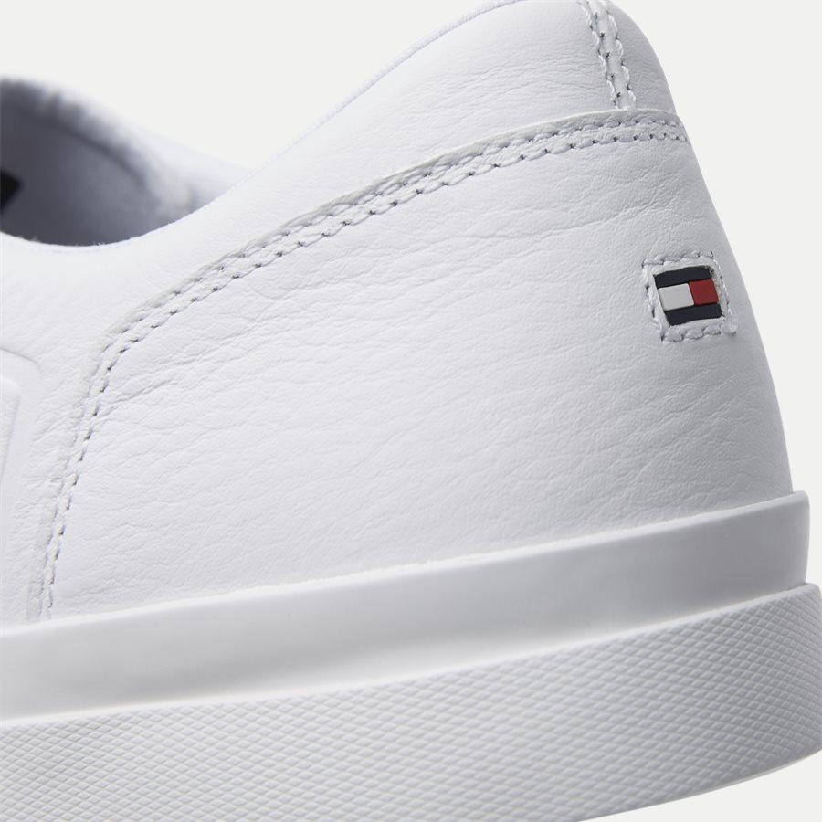 2089 FM0FM0 - Corporate Leather Sneaker - Sko - HVID - 5