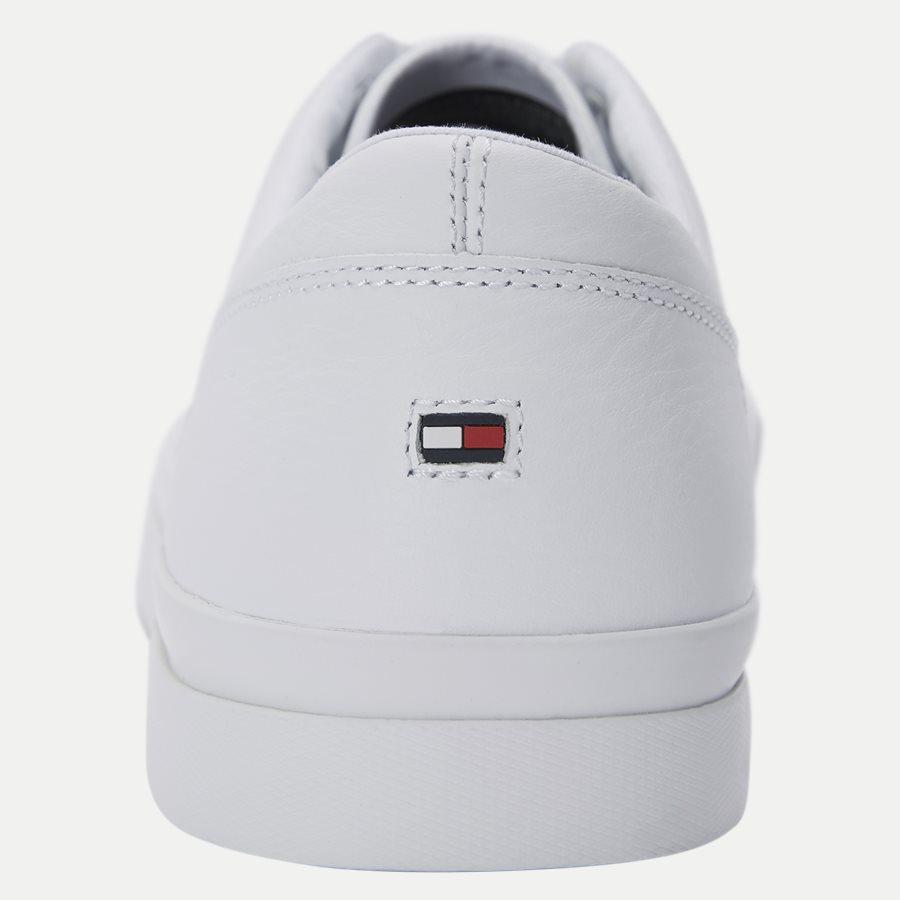 2089 FM0FM0 - Corporate Leather Sneaker - Sko - HVID - 7