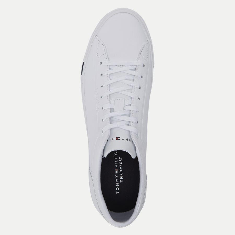 2089 FM0FM0 - Corporate Leather Sneaker - Sko - HVID - 8