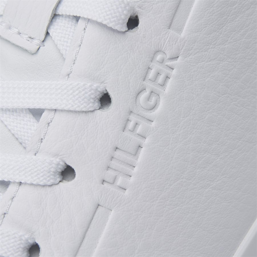 2089 FM0FM0 - Corporate Leather Sneaker - Sko - HVID - 10