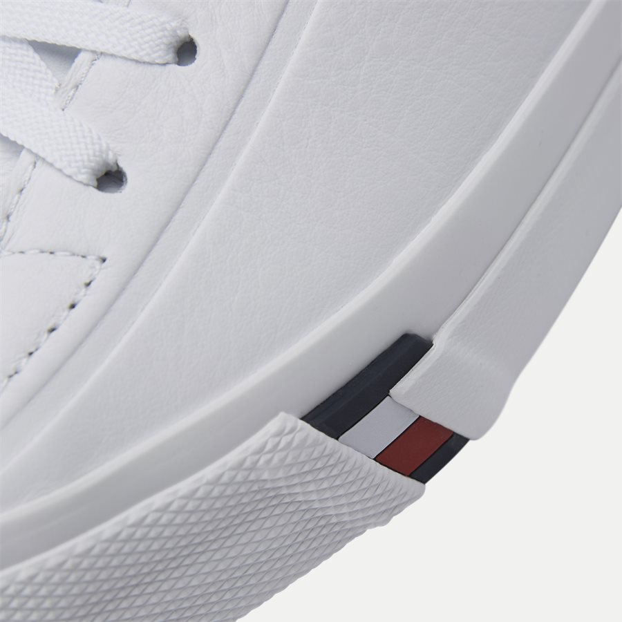 2089 FM0FM0 - Corporate Leather Sneaker - Sko - HVID - 11