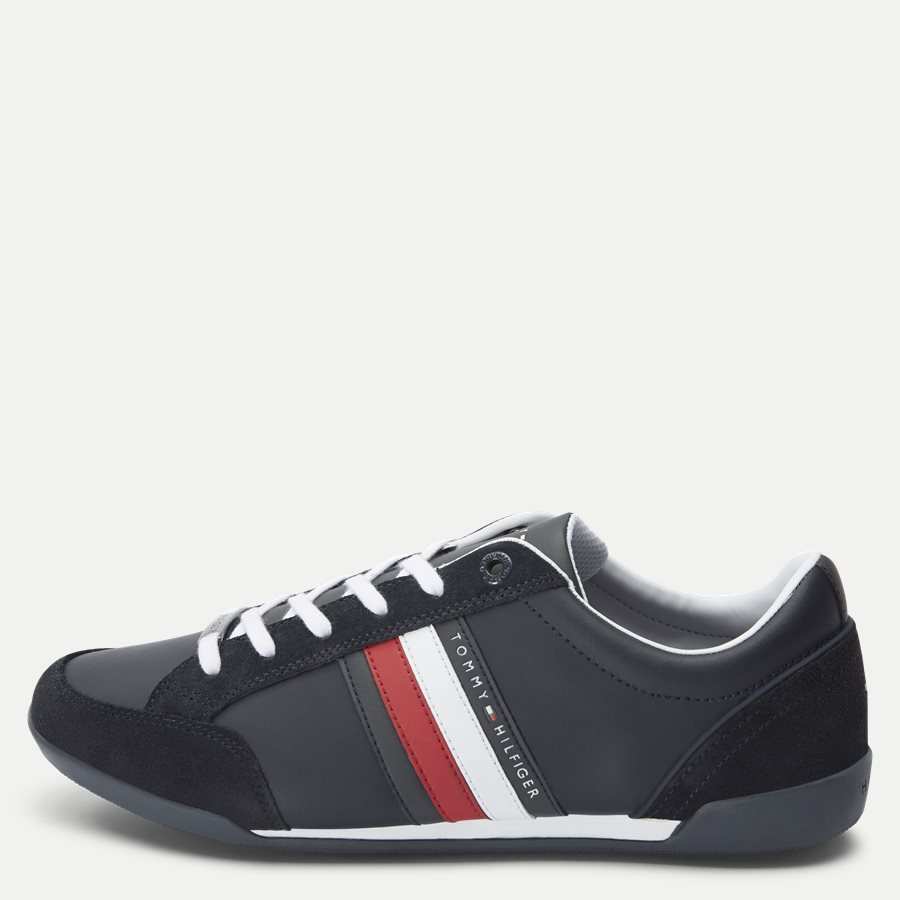 2046 FM0FM0 - Corporate Cupsole Sneaker - Sko - NAVY - 1