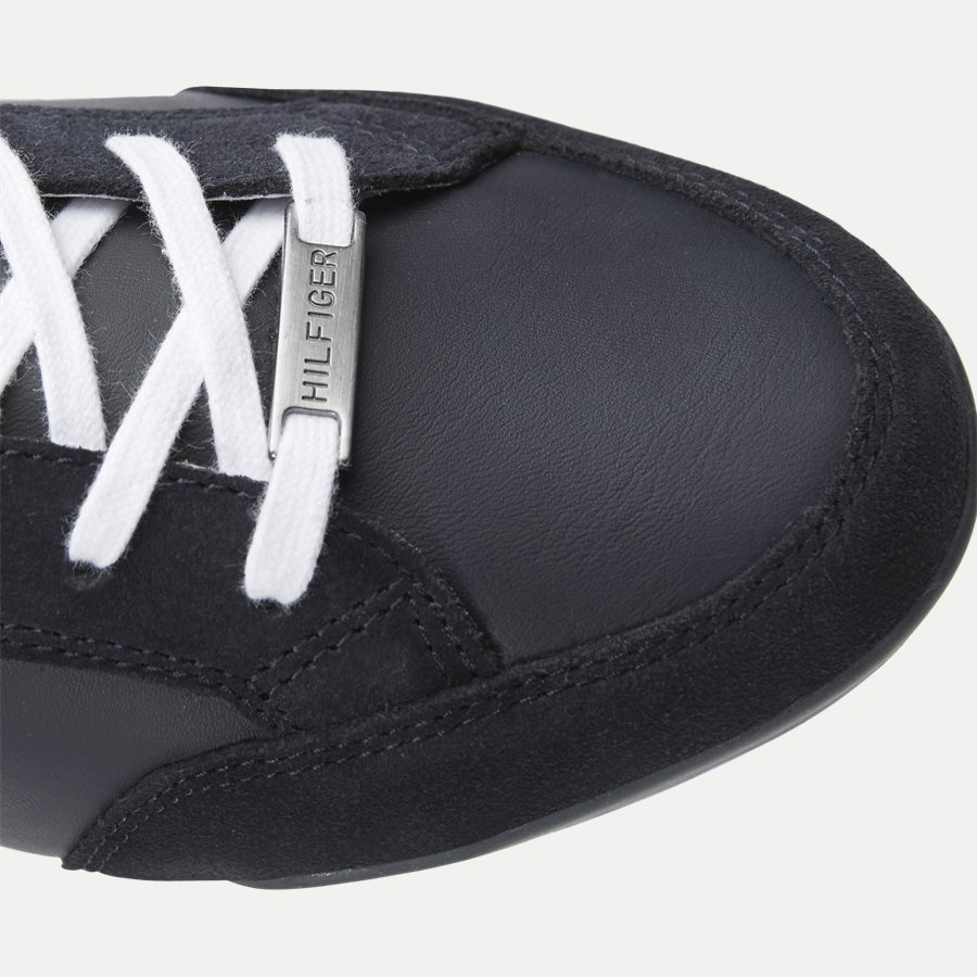 2046 FM0FM0 - Corporate Cupsole Sneaker - Sko - NAVY - 4