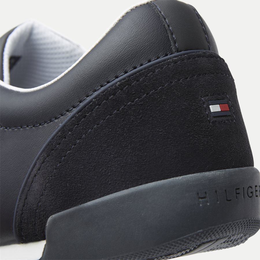 2046 FM0FM0 - Corporate Cupsole Sneaker - Sko - NAVY - 5