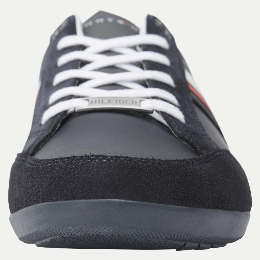 2046 FM0FM0 - Corporate Cupsole Sneaker - Sko - NAVY - 6