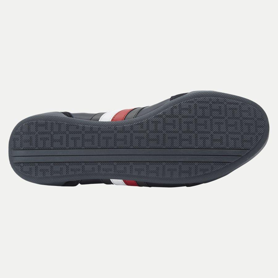 2046 FM0FM0 - Corporate Cupsole Sneaker - Sko - NAVY - 9