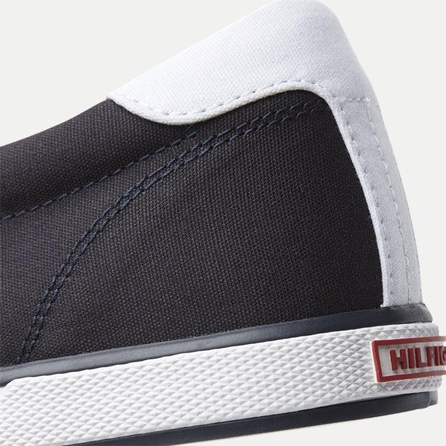 Iconic Canvas Slip On Sneaker