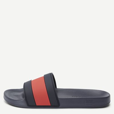 Essential Flag Pool Slide Sandal Essential Flag Pool Slide Sandal | Blå