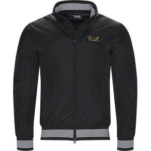 Bomber Jacket Regular | Bomber Jacket | Sort