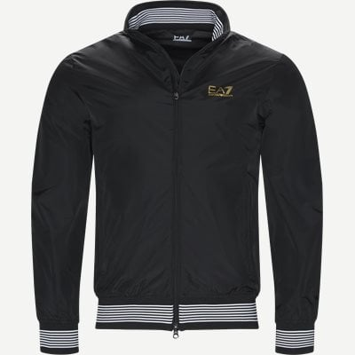 Bomber Jacket Regular | Bomber Jacket | Sort