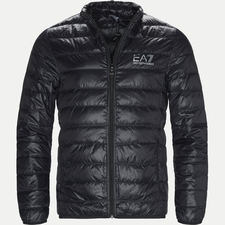 PN29Z-8NPB01 - Down Jacket - Jakker - Regular - SORT - 1