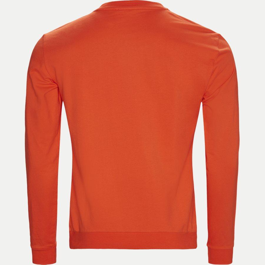 PJ05Z-3GPM13 - Crew Neck Sweatshirt - Sweatshirts - Regular - ORANGE - 2
