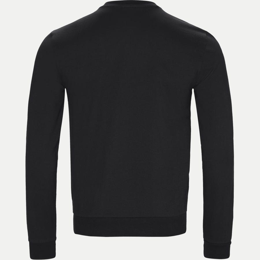 PJ05Z-3GPM14 - Logo Sweatshirt - Sweatshirts - Regular - SORT - 2