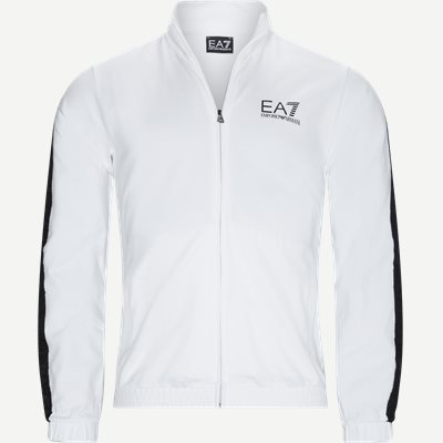 Full Zip Sweatshirt Regular | Full Zip Sweatshirt | Hvid