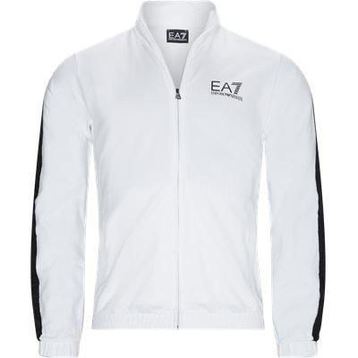 Full Zip Sweatshirt Regular | Full Zip Sweatshirt | Hvid