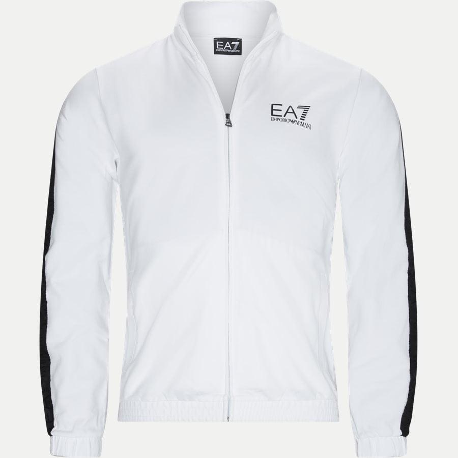 PJ05Z-3GPM21 - Full Zip Sweatshirt - Sweatshirts - Regular - HVID - 1
