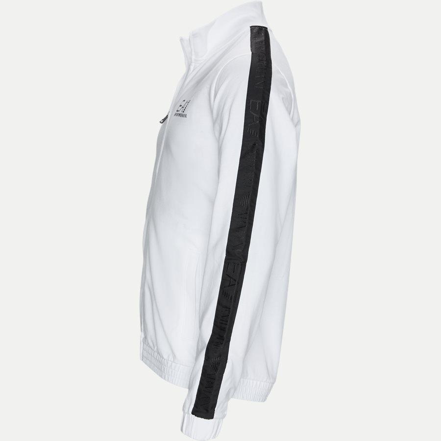 PJ05Z-3GPM21 - Full Zip Sweatshirt - Sweatshirts - Regular - HVID - 4