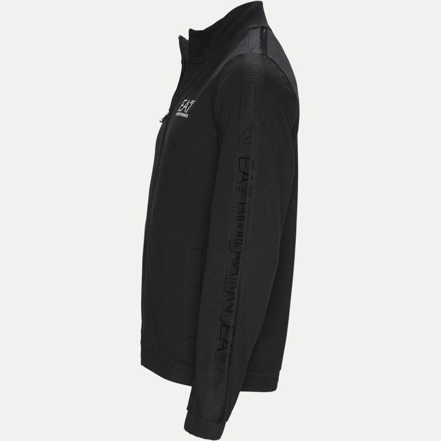 PJ05Z-3GPM21 - Full Zip Sweatshirt - Sweatshirts - Regular - SORT - 4