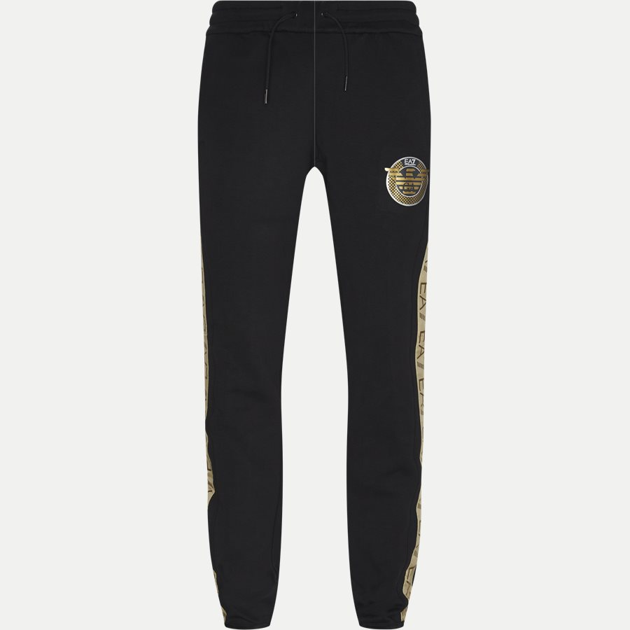 PJT6Z-3GPP67 - Sweatpants - Bukser - Regular - SORT - 1
