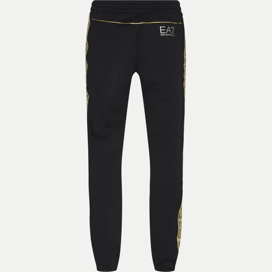 PJT6Z-3GPP67 - Sweatpants - Bukser - Regular - SORT - 2