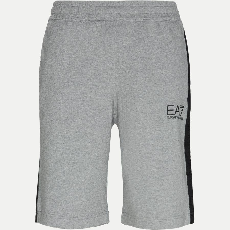 PJ05Z-3GPS53 - Bermuda Shorts - Shorts - Regular - GRÅ - 1