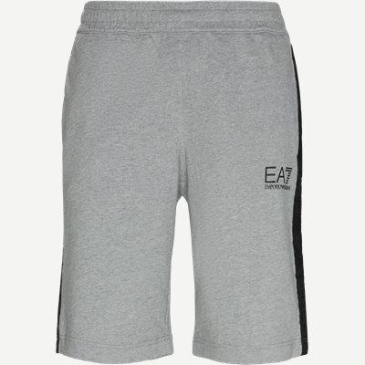 Bermuda Shorts Regular | Bermuda Shorts | Grå