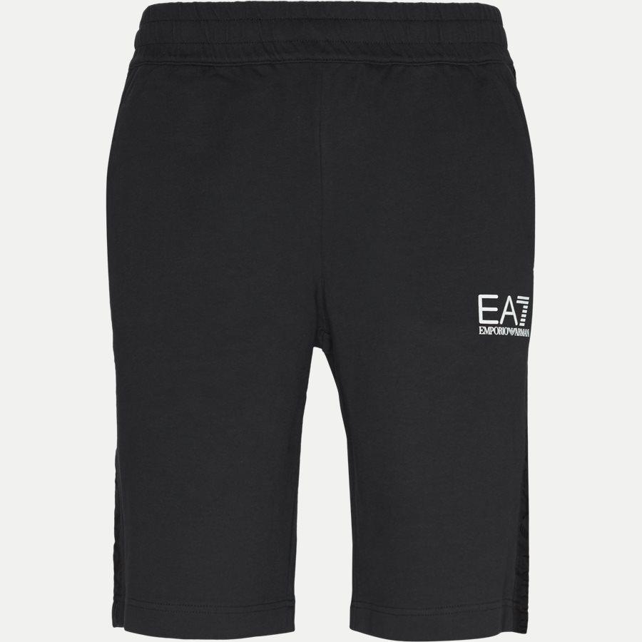 PJ05Z-3GPS53 - Bermuda Shorts - Shorts - Regular - SORT - 1