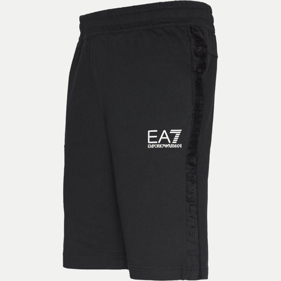 PJ05Z-3GPS53 - Bermuda Shorts - Shorts - Regular - SORT - 4
